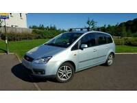 Ford Focus CMax 1.6TDCi. Full Service history. Low Mileage. Long MOT