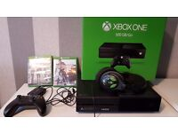 Xbox one - games+extras