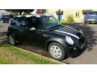 Mini One, 05 plate MOT Feb 2017
