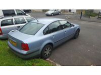 1999 vw passat 1.8 T £200. good condition inside and out.