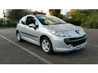 Peugeot 207 1.4 immaculate condition px/swaps