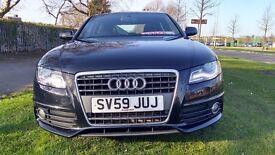 2009 AUDI A4 2.0TDI SLINE - FROM £33 PER WEEK
