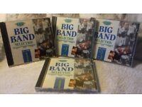 The Big Band Selection - 4 Volume CD Set