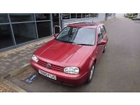 1999 Volkswagen Golf 1.9 GT TDI 5dr, Leather Seats, Aircon, Sunroof