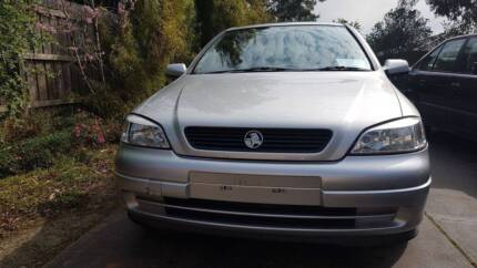 2001 Holden Astra Hatchback Automatic $2499.+