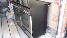 Rangemaster professional double oven