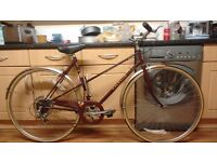 Vintage Raleigh misty 5 speed Town bike