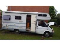 Motorhome project/parts for sale