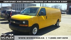 2012 Chevrolet Express G2500 Extended 4.8L - 2 to Choose