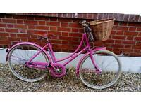 🚲 Pashley Poppy 3 Speed Ladies Classic Hybrid Town City Bike - New and Unused