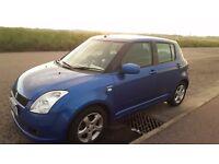 Suzuki Swift 1.5 2005 5 door - 1 YEAR M.O.T.!!! -