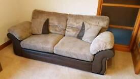DFS Cord Sofa