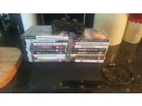 PlayStation 3 plus 16 games