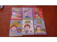 Random horrid Henry dvds