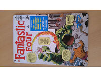 Fantastic Four #1 tin plate