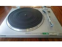 Sony PS- LX4 Turntable Record Player
