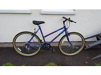 Womans bikes for sale