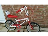 One direction chopper bike