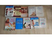 Baby & Toddler books