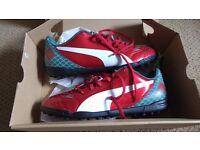 Brand New, Puma Football Boots, Evo Power 4, size 9