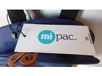 NEW Mi-pac Maxwell classic backpack Navy with tag