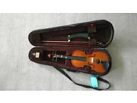 Stentor 1/2 Violin (Spruce, Maple & Rosewood)