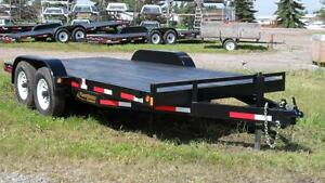 RED TAG SALE ON NEW RAINBOW CAR & EQUIPMENT HAULERS