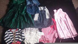 Girls bundle 4-5years