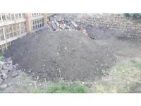Free good quality top soil