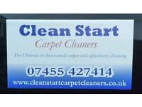 January deals, domestic, commercial and end of tenancy carpet cleaning