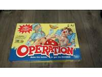 Operation board games
