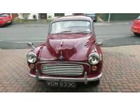 1969 Morris Minor 1000