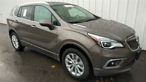2017 Buick Envision Essence AWD with Navigation and Sunroof!