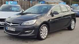 VAUXHALL ASTRA ELITE 2.0 CDTi ecoFLEX £30 TAX | FSH | NEW MOT | LEATHER