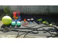 Fitness/ bootcamp equipment