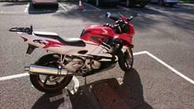 Honda CBR 600f P reg