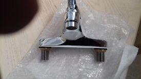 Monobloc bath mixer tap (New)