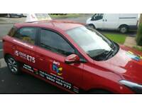 Driving lessons, 1 week courses, beginners £75 for first 5