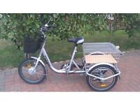Batribike trike 20, battery tricycle, mobility bike