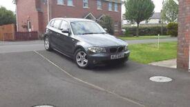 2006 BMW 118d SE. For sale!! Long M.O.T.
