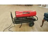 diesel /paraffin space heater