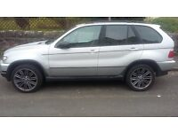 BMW X5 2.9D SPORT MANUAL SWAP OR SELL