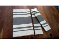 Table Runner and 2 Placemats Brand New