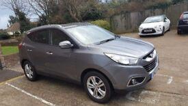 Hyundai ix35 2012 full options