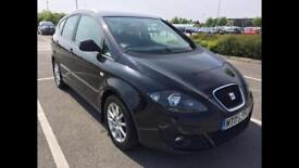 Seat Altea XL SE TDI Estate 1.9 Diesel, MOT, Low Mileage, Black