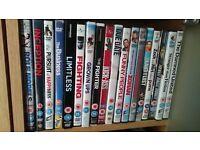 DVDs inc. Prison Break Seasons 1-4, Celebrity Juice, Family Guy & Inbetweeners Box Sets