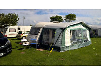 4 Berth ABI Dalesman 5.20lb with full awning and accessories.