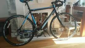 British eagle racing bike