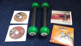 Zumba Fitness Toning Sticks