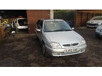 2002 citreon saxo ideal first car!!!